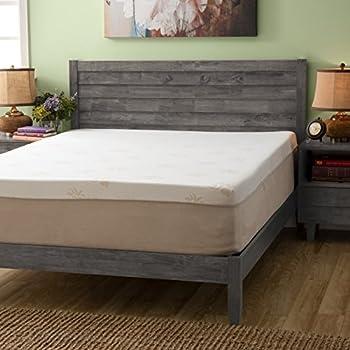 grande hotel collection posture support 14inch kingsize trizone memory foam mattress