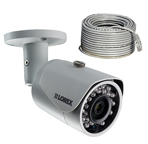 Lorex LNB4163B 4MP HD IP POE HDR Bullet Security Camera