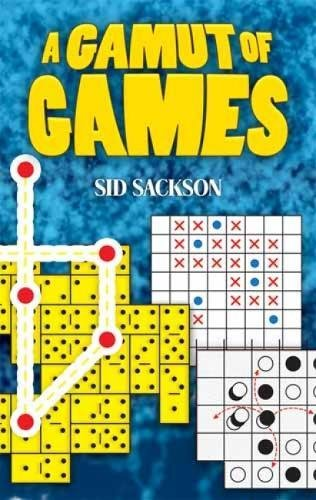 A Gamut of Games Solitaire Dice Games