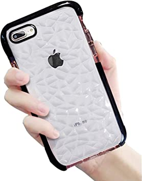 iPhone 6 6S 7 8 Plus Case Crystal Clear