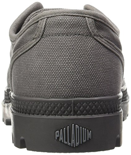 Palladium Us Oxford H, Zapatillas para Hombre Gris (Titanium/high Rise)