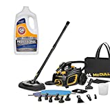 McCulloch Carpet & Floor Steam Cleaner System & Arm and Hammer Carpet Washer