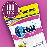 ORBIT Bubblemint Sugarfree Gum, 8.8-Ounce