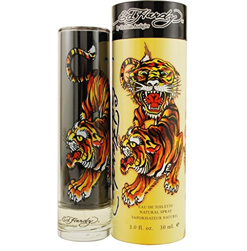 Ed hardy cologne for men 10 ounce