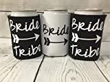 Bride Tribe Can Sleeve Custom Wedding Favor - Bachelorette Party Gift
