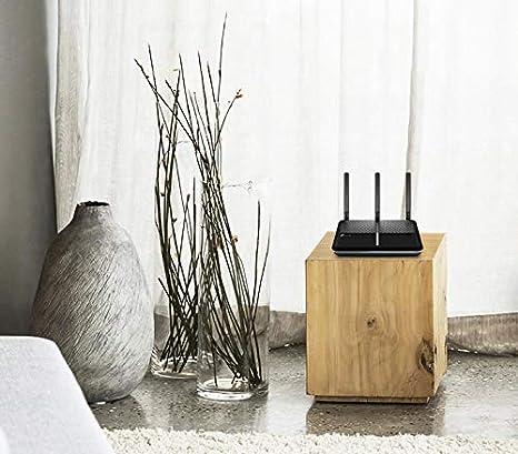 Wi-Fi N 300 Mbps avec Port USB TP-Link TD-W9970 Modem Routeur VDSL2//ADSL