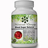 Blood Sugar Balance, The most complete blood sugar supplement with ADVANCED FACTORS like vitamins d3, b6,b12,biotin,zinc,magnesium,manganese,chromium,barberry,cinnamon,gymnema,alpha-lipoic acid""