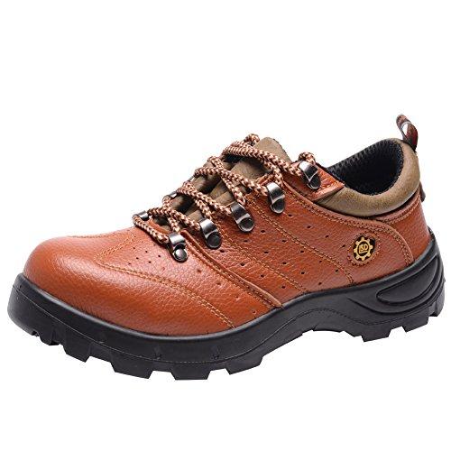 Eclimb Hombres Afterburn Zapatillas Con Cordones De Acero Zapatos De Punta