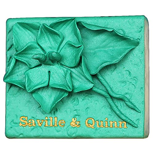 Saville Quinn Hand Soaps Hand Work Bath Whitening Soap Pure Natural Plant Extracts Oil Soap Green Honey Milk Oats Soaps 100g