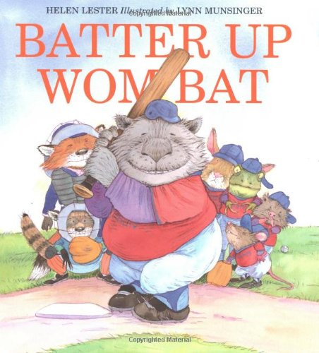 Batter Up Wombat pdf