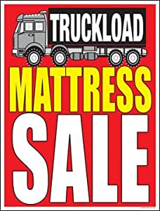 2x8 Mattresses Banner Sign 24x96 for Store Shop Business Front