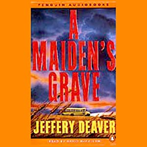 A Maiden's Grave Audiobook