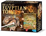Mystic Egyptian Tomb Dig & Play Excavation Archaeological Set, Discover Ancient Egypt and its treasures