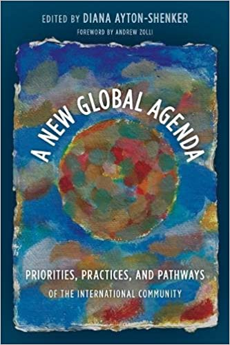 A New Global Agenda: Priorities, Practices, and Pathways of ...
