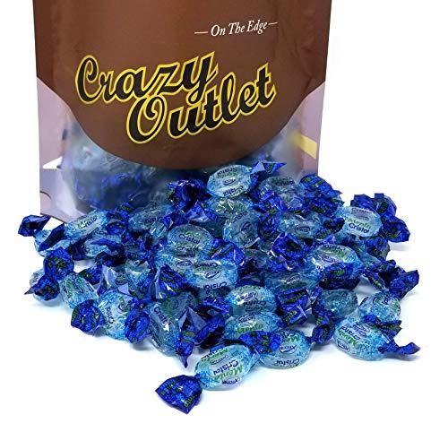 CrazyOutlet Pack - Arcor Mint Crystal Bon Bons Hard Candy, After-Dinner Mints Bulk, 2 Pounds -