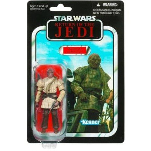 3.75 Inch Hasbro Toys 63C4D6B0 The Vintage Collection Action Figure VC48 Weequay Skiff Master Star Wars