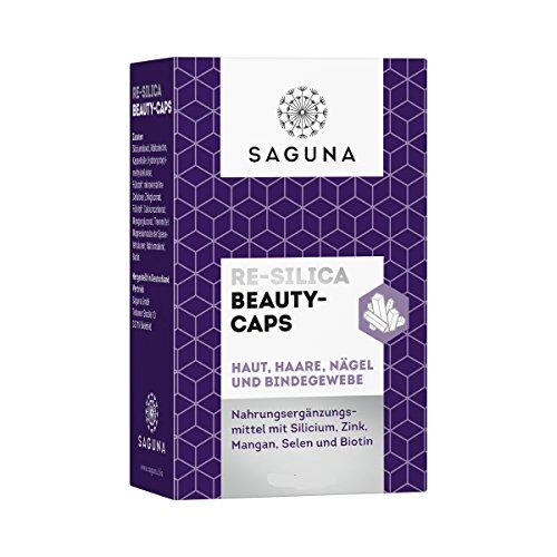 SAGUNA Re-Silica Beauty-Caps 90 Kapseln Nahrungsmittelergänzung