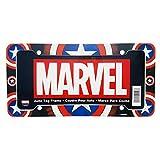 Chroma 042546 Marvel Captain America Shield Plastic Frame, 1 Pack