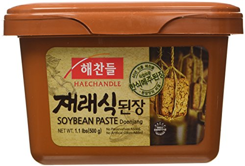 (Jaeraesik Soybean Paste (1.1 lb) By CJ Haechandle)
