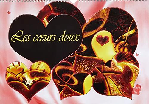 Les c urs doux 2019: Des c urs sucres comme du chocolat (Calvendo Art) (French Edition) by Calvendo Verlag GmbH