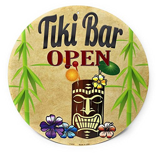 - S&B Tiki Bar Open 12