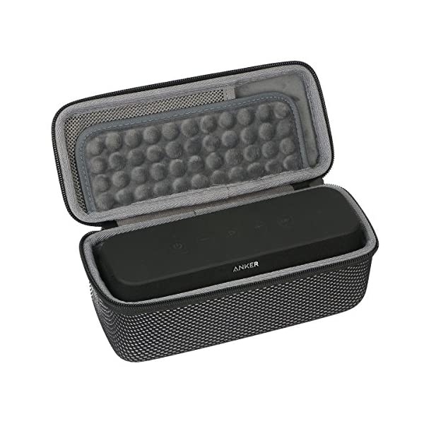 Étui de Voyage Rigide Housse Case pour Anker SoundCore Boost 20W Enceinte Bluetooth Portable par co2CREA 3