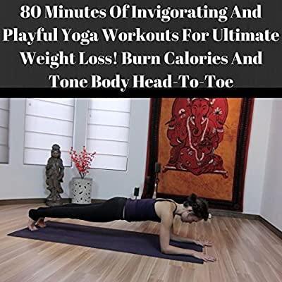 Yoga Sweat Yoga DVD para pérdida de peso con Julie Schoen ...