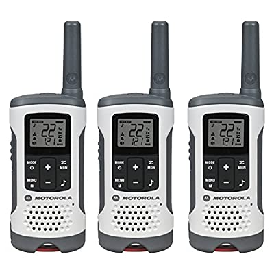 Motorola T260 Talkabout Radio, 2 Pack from Earl & Brown Co. - DROPSHIP Pubcode Code