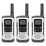 Best MOTOROLA Radio Scanners - Motorola T260TP Two-Way Radio, White, 3-Pack Review