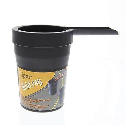 Ashtray Cigar Car Auto Home Cup Ash Tray Holder: Automotive