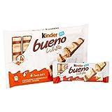 Kinder Bueno White 4 Pack - 4 x 39g