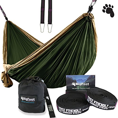 Bigfoot Outdoor Double Hammock Suspension product image
