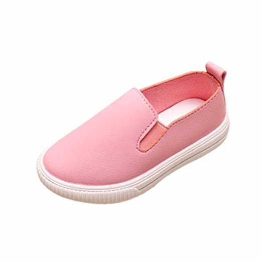 2c47b7660bb96 Amazon.com: KONFA Teen Baby Boys Girls Loafer Board shoes,for 1-6 ...