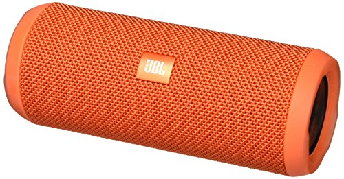 JBL Flip3 Portable Bluetooth Speaker-All-Purpose, All-Weather Companion-Orange