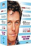 Grant, Hugh - Coffret hugh grant : coup de foudre a notting hill ; love actually ; le journal de bridget jones... [FR Import] (5 DVD)