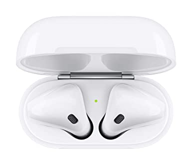 buy popular cb0f0 d72da Apple AirPods with Charging Case (Latest Model)
