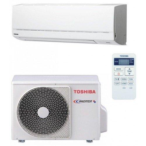 TOSHIBA Klimaanlage Inverter Split Klimagerät Set kühlen 2 kW / heizen 2,5 kW (A / A)