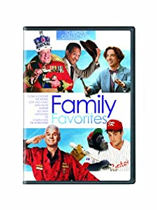 Family Favorites: 10-Movie Collection by Universal Studios