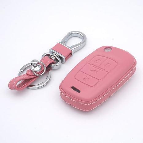 Amazon.com: Royalfox - Carcasa para llave de coche con 2 3 4 ...