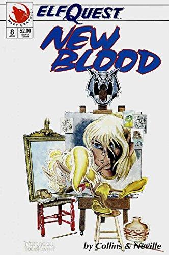 Elfquest New Blood #8