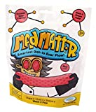 WABA Fun Mad Mattr Super-Soft Modelling Dough Compound that Never Dries Out, 10 Ounces, Red