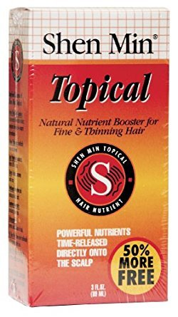 Topical Hair Growth Solution - 3 oz - Liquid