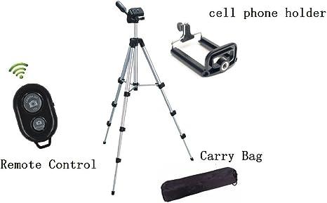 3110 ligero trípode + Teléfono celular hold + mando a distancia ...