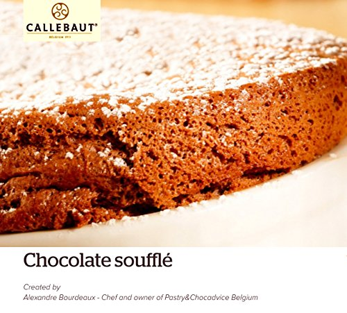 Callebaut Dark Couverture Semi-sweet Chocolate Callets - Belgian Baking Chocolate Callets - Recipe 811NV-595 - Many chef's no. 1-54.5% Cocoa Butter, 19.4% Fat Free Cocoa - 44 Lbs (20Kg) by Callebaut (Image #3)