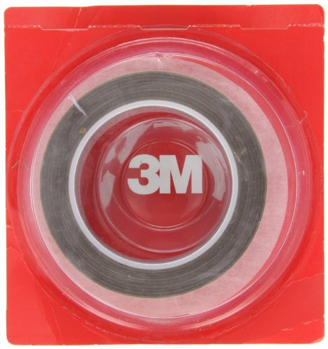 3M PTFE Glass Cloth Tape 5451 Brown, 1-1/2 in x 36 yd 5.6 mil (Pack of 1) by 3M