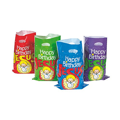 - Happy Birthday Jesus Goody Bags