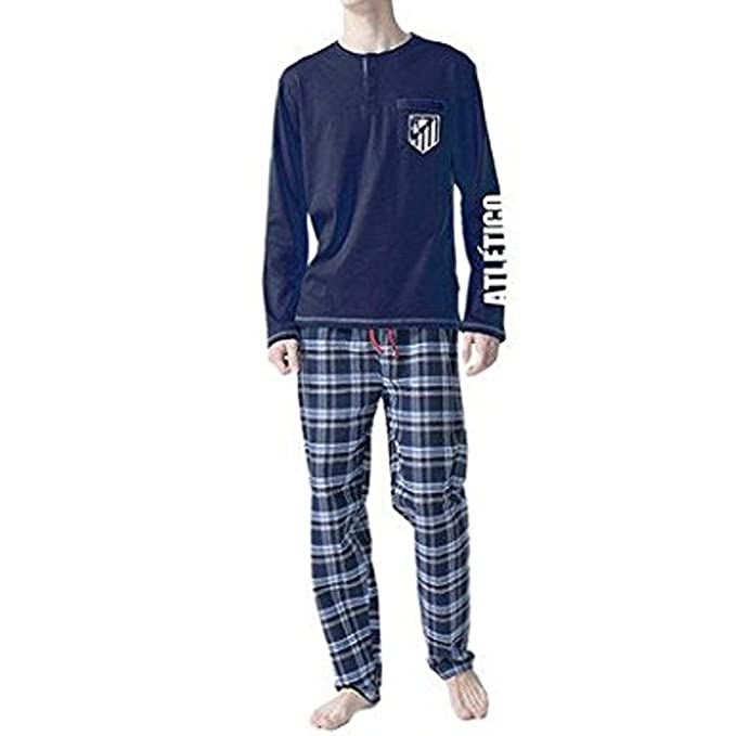 pijama atletico madrid adulto talla M