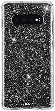 Case-Mate - Sheer Crystal - Samsung Galaxy S10+ Crystal Case - Crystal Clear