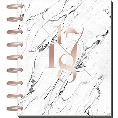 Me & My Big Ideas Create 365 The Happy Planner, Modern Marble, Jul 2017 - Dec 2018