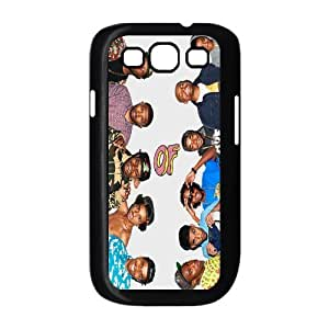 High Quality Phone Back Case Pattern Design 17Odd Future Wolf Gang Peculiar Design- For Samsung Galaxy S3